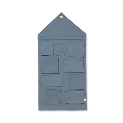 ferm Living organizer, Dusty Blue