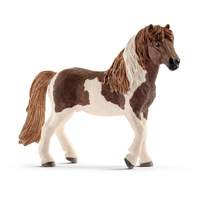 Schleich hest, islandsk pony hingst