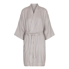 Konges Sløjd Mommy robe, Muslin, Striped - str. S-L