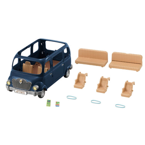 Sylvanian Families, mini bus