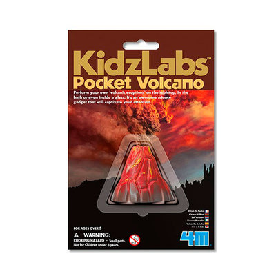 KidzLabs, eksperiment sæt - Pocket volcano