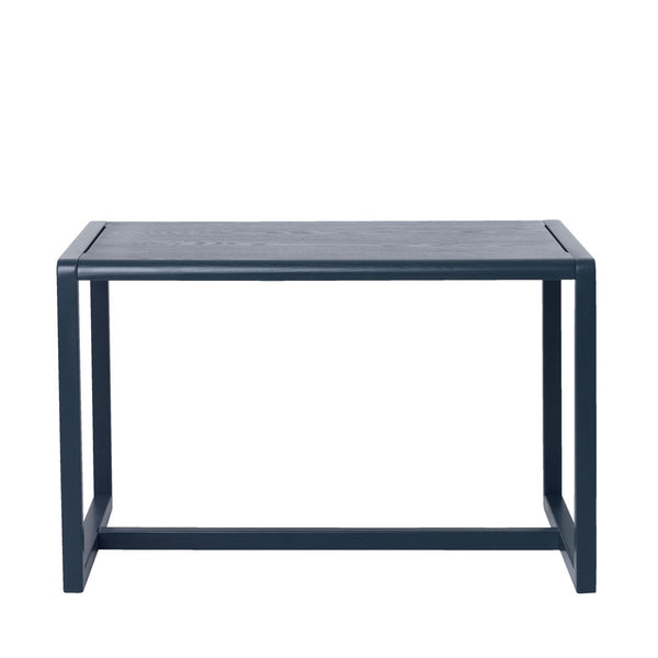ferm Living børnebord, Little Architect Table - dark blue