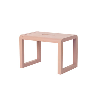 ferm Living børnestol, Little Architect Stool - rose