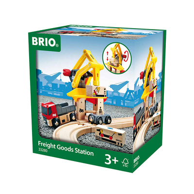 Brio Fragtgodsstation