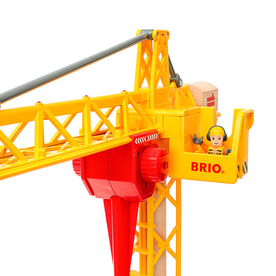 Brio Light-up konstruktionskran