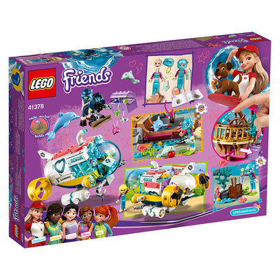 LEGO® Friends, Delfinredningsmission