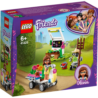 LEGO ® Friends, Olivias blomsterhave