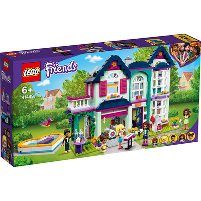 LEGO ® Friends, Andreas families hus