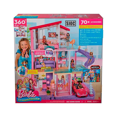 Barbie Dreamhouse, Kæmpe Barbie dukkehus