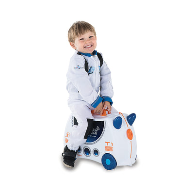 Børnekuffert, Trunki - Skye the Spaceship