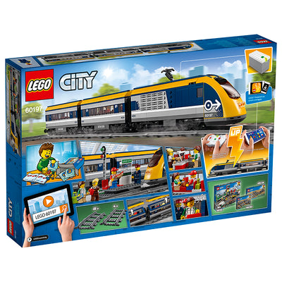 LEGO® City, Passagertog