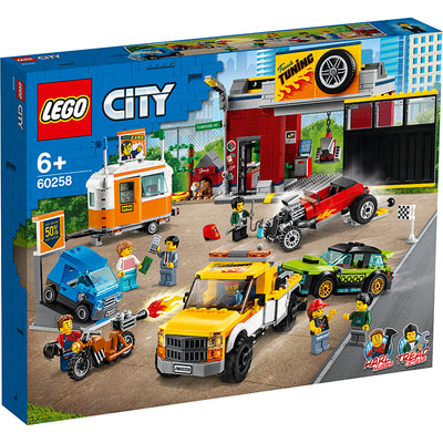 LEGO® City, Motorværksted