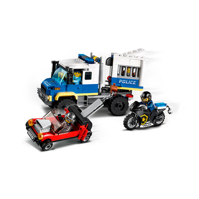 LEGO® City, Politiets fangetransport