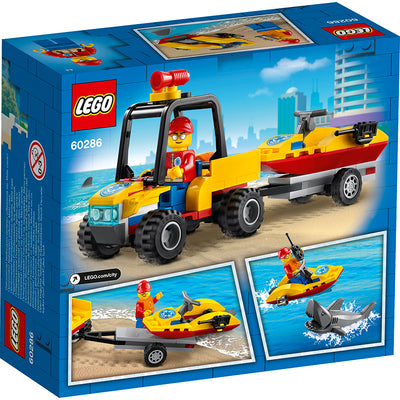 LEGO® City, Strandrednings-ATV