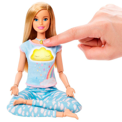 Barbie Wellness, Meditation - Blond