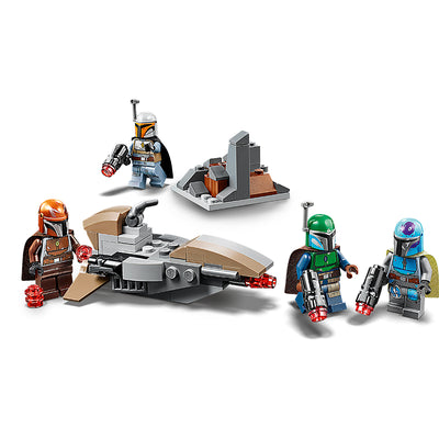 LEGO ® Star Wars, Mandalorianeren Battle Pack