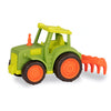 Wonder Wheels, traktor m. harve
