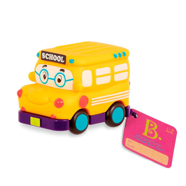 B Toys Mini Wheeee-is, skolebus
