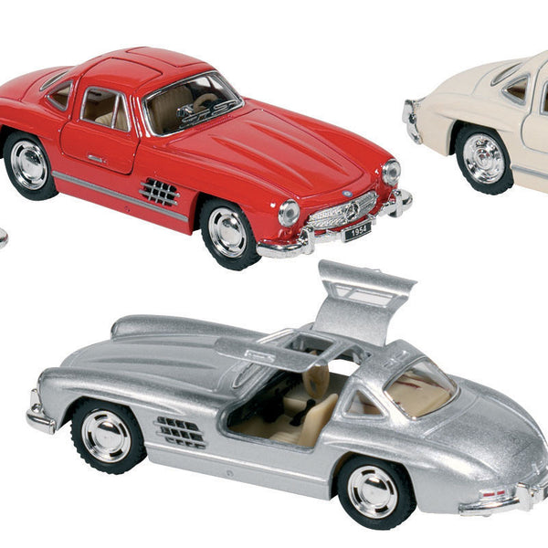 Bil i metal, Mercedes 300SL coupe 1:36