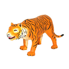Green Rubber Toys dyr, Tiger