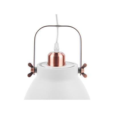 Leitmotiv Mingle loftlampe i metal, Small - White