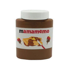 Mamamemo legemad, Nutella