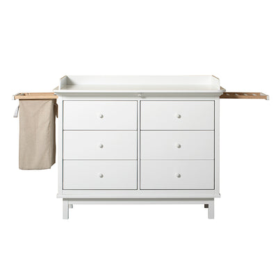 Oliver Furniture Seaside vasketøjspose til Seaside kommode m. 6 skuffer
