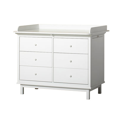 Oliver Furniture Seaside pusleplade til Seaside kommode m. 6 skuffer