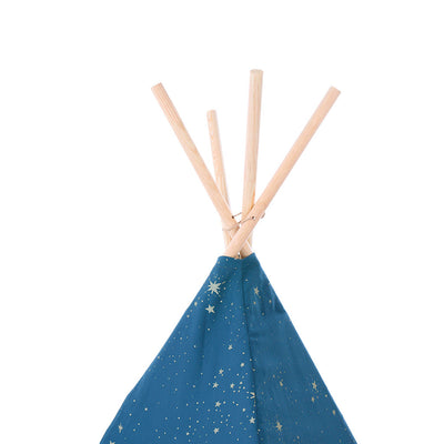 Nobodinoz tipi, Phoenix, gold Stella - night blue