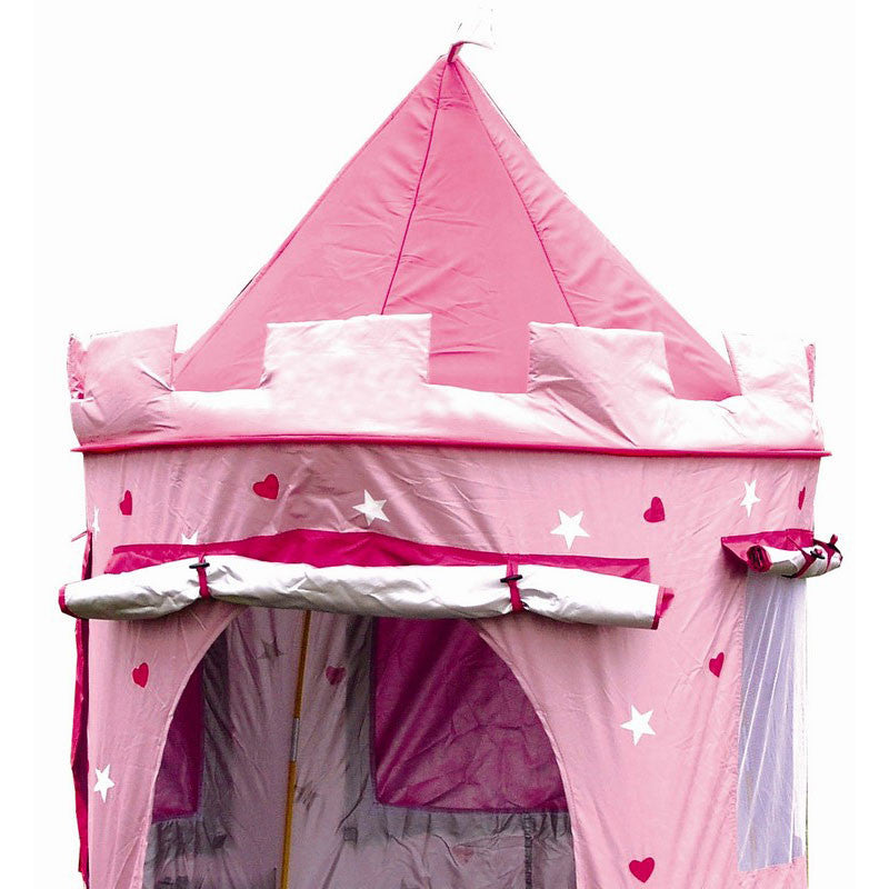 MaMaMeMo prinsesse pop-up legetelt - pink