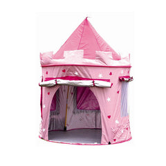Pop-up legetelt - pink
