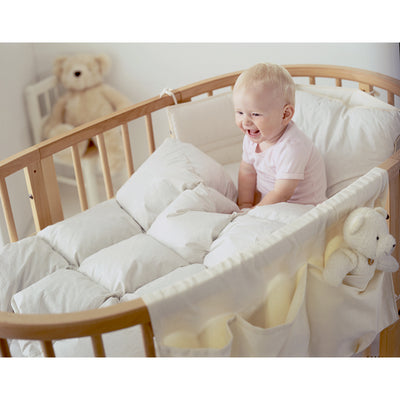 Ringsted Dun, Kiddy Royal babydyne m. moskusdun - 67 x 100 cm