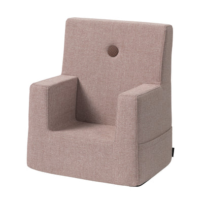 By KlipKlap Kids Chair, Soft rose