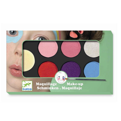 Djeco ansigtsmaling pallet, Sweet