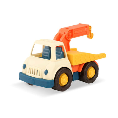 Wonder Wheels, Tow truck kranbil