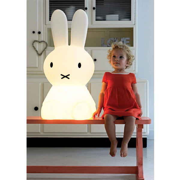 Mr Maria Miffy børnelampe, XL