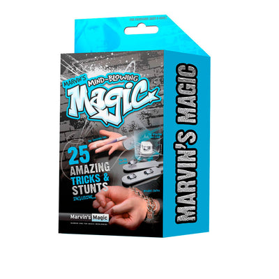 Marvins Magic tryllesæt, Fantastiske tricks