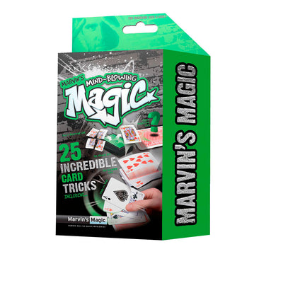 Marvins Magic tryllesæt, Utrolige korttricks