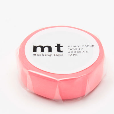 Masking Tape, Shocking red