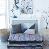 Numero 74 futon, ice blue