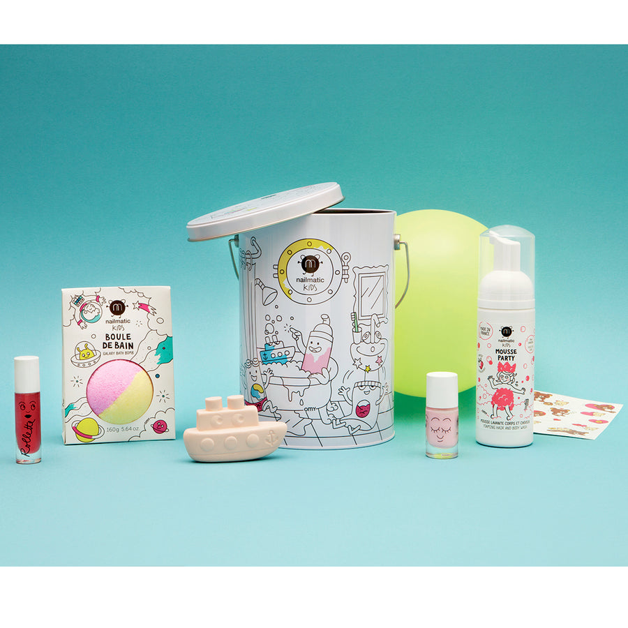 Nailmatic Kids Magic Box, 7 produkter