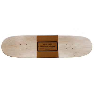 Lecons de Choses skateboard hylde, Naturel