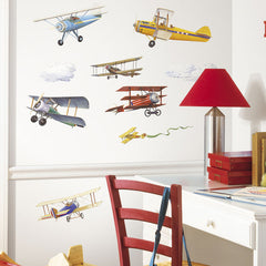 RoomMates wallstickers, Gamle fly