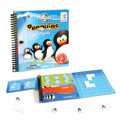 SmartGames, Penguins parade - til rejsen