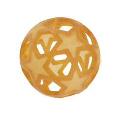 Hevea Star Ball i naturgummi - model 443151