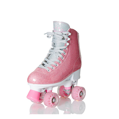 Supreme Rollers, Side by side rulleskøjter, Del Rey Pink - str. 31-42