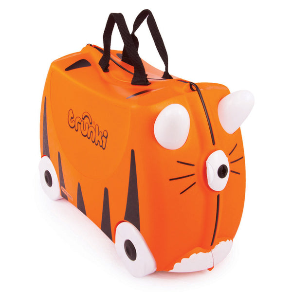 Børnekuffert, Trunki tiger - Tipu