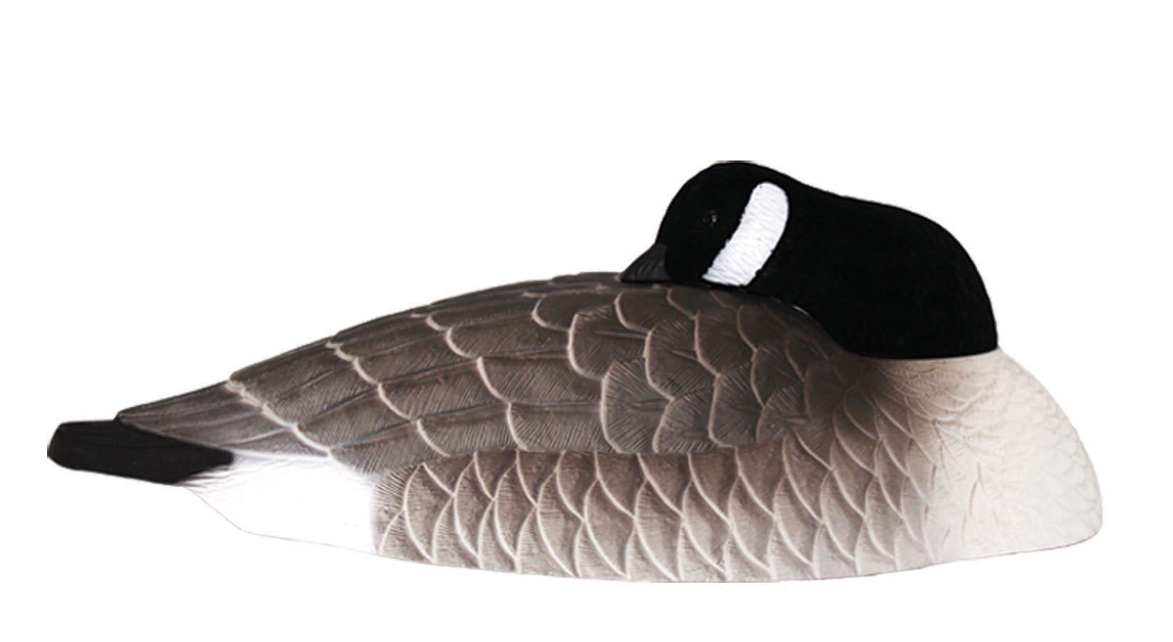 'Rugged' series | Canada Goose Shell Sleeper 6pk - flocked head