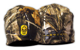 Hard Core Max-4 Camo Fleece Beanie