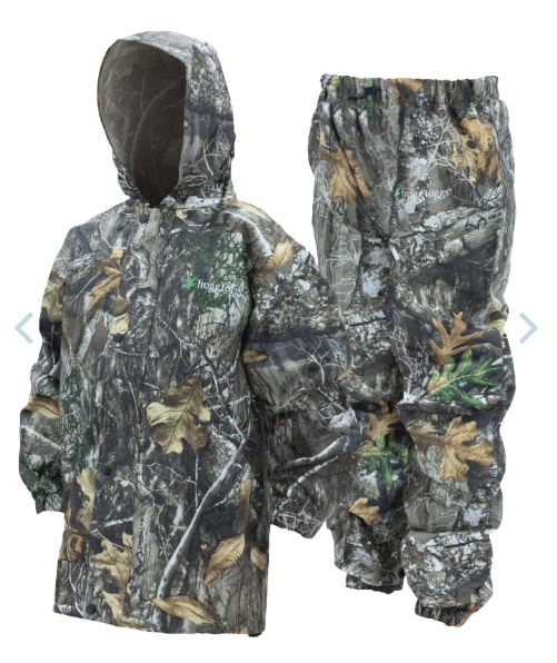 Polly Woggs Youth Rain Suit